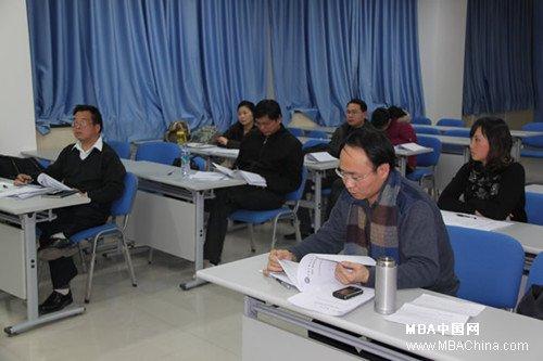 河南工业大学/河南工业大学举行首届2010级MBA开题报告评议会