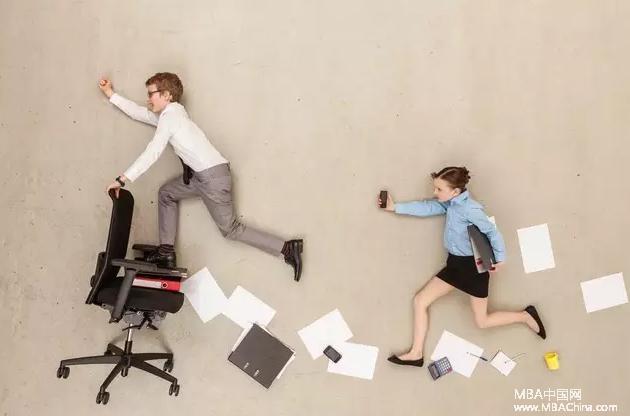 "MBA话题:从""被人管""到""管别人"" 哪一步最关键?"