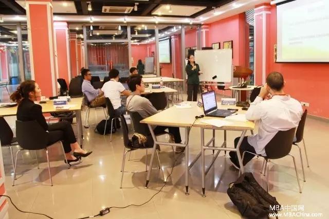 友从远方至!华东师大专业学位教育中心接待日本横滨国立大学访学师生