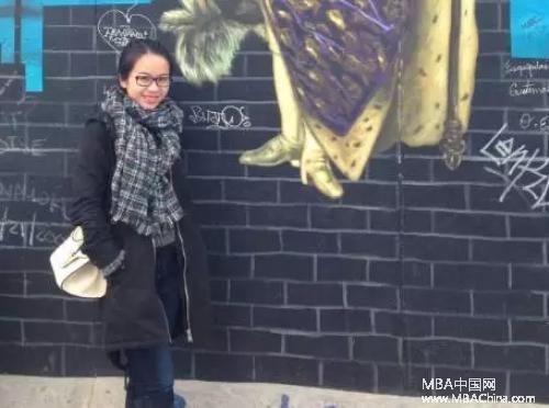 长江MBA新生唐晓南:事业与兴趣有关,与性别无关
