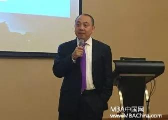 长江商学院项兵院长做客清华大学苏世民书院全球领导力讲座
