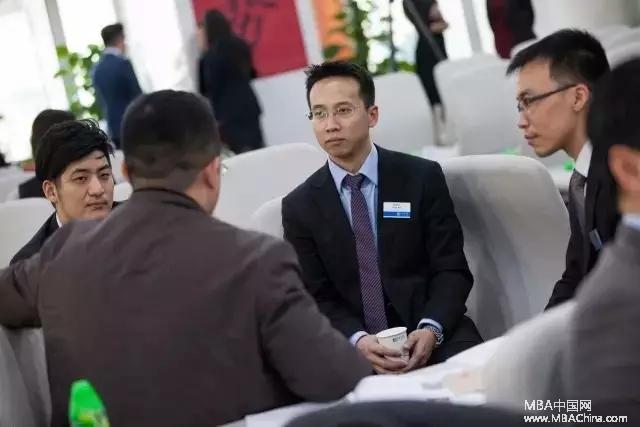 长江商学院英文MBA申请人圆桌交流会(香港)