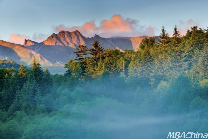家乡的风景05/雾凇之都——吉林