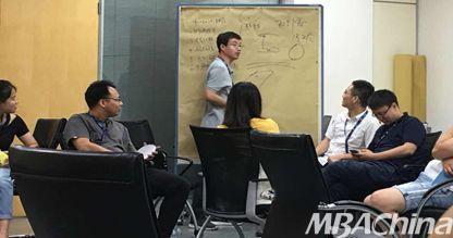 """湖南大学MBA""""博世""""创新创业之旅"""