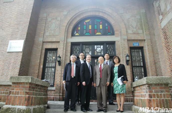 中山大学管理学院 AACSB再认证现场 获评审专家好评