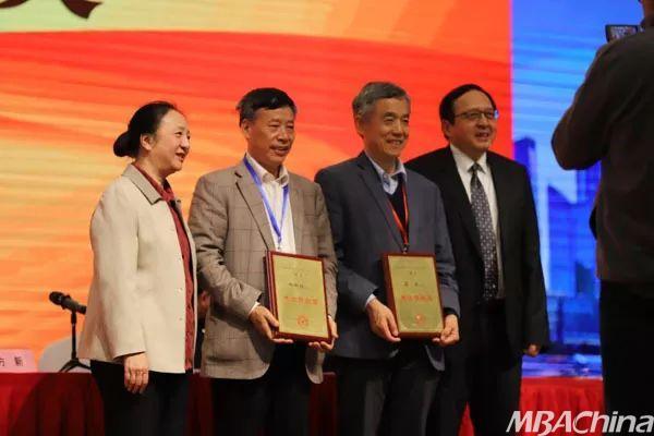 清华大学公共管理学院薛澜教授荣获中国科学学