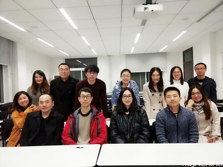 中国农业大学经管学院CAUMBA联合会招新工作圆满结束
