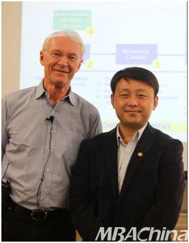 浙大:他撰写的案例走进了斯坦福MBA的课堂