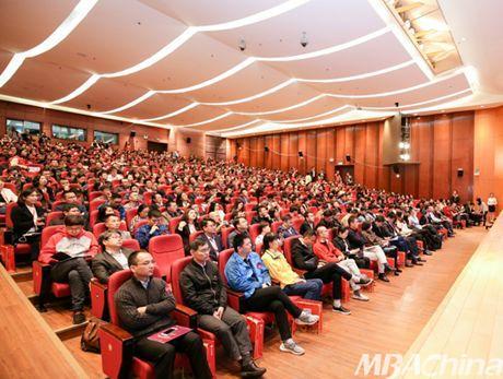 长安大学MBA联合会参加第18届中国发展论坛因�楝���并喜获殊荣