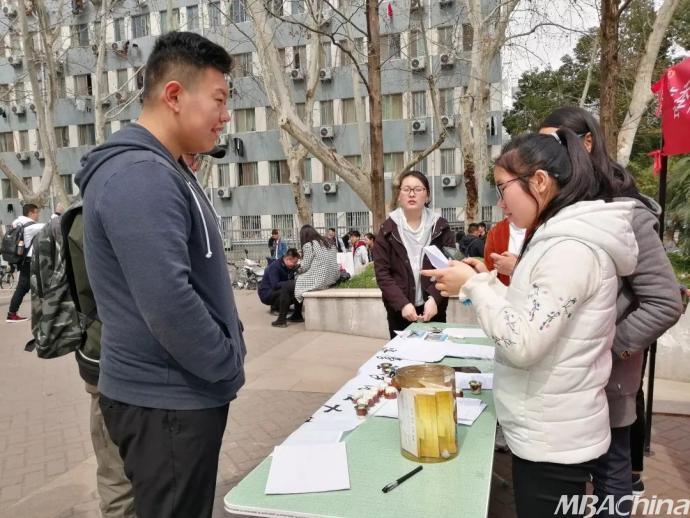 经管院红十字会成功举办春季传染病知识普及活动