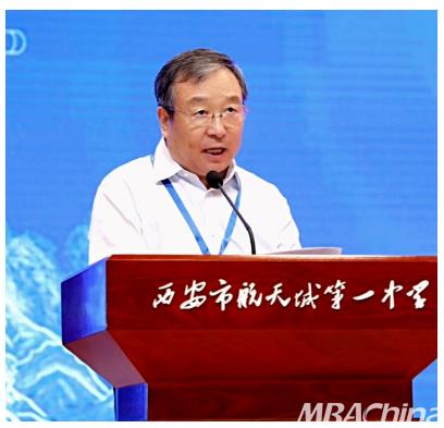 陕西省社科联主席甘晖在首届长安君子文化高峰论坛致开幕词